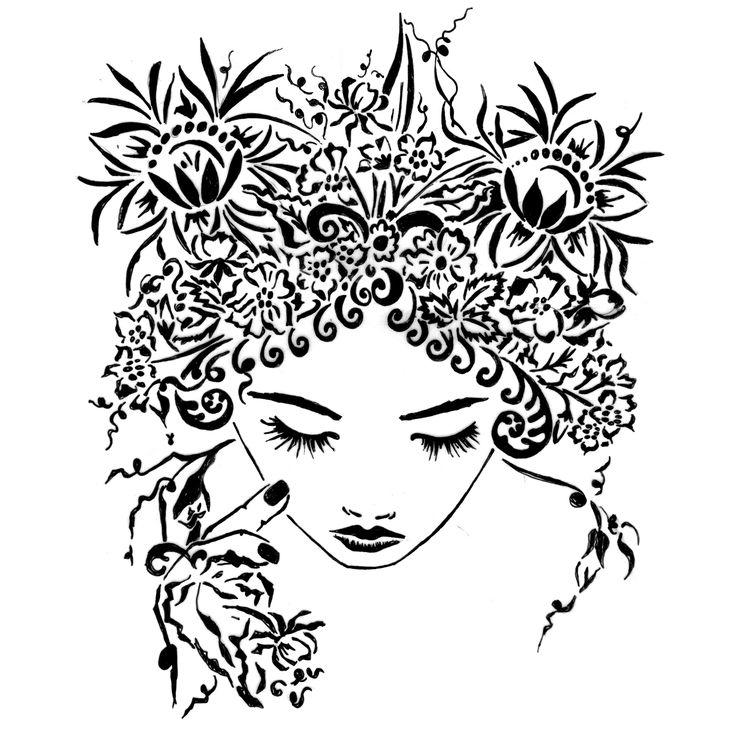 SHY #illustration #delastella
