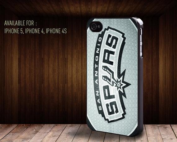 iphone case77 san antonio spursiphone 5iphone by rainbowcaseshop, $15.99
