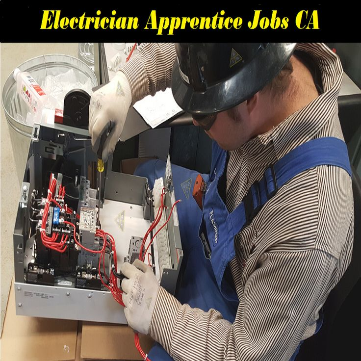 Our electricians may advance to positions such as foreman
