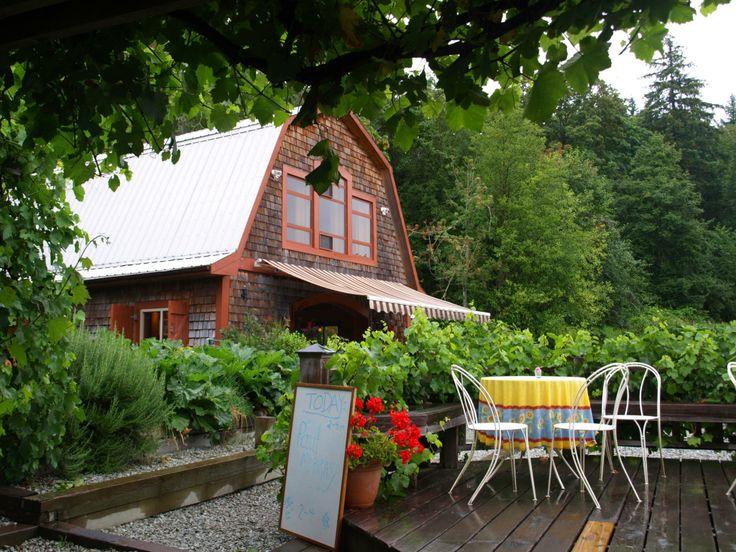 Salt Spring Winery, Salt Spring Island, B.C.