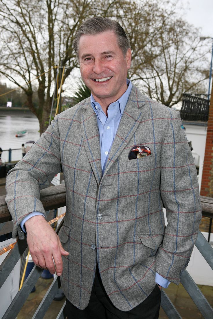 Jeremy Hackett at The Boat Race 2014