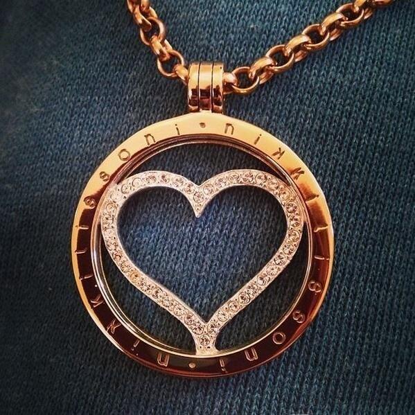 Nikki Lissoni: Sparkling Heart Coin -xx-