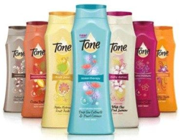 FREE Tone Body Wash  OVERAGE At Target! Today Only!