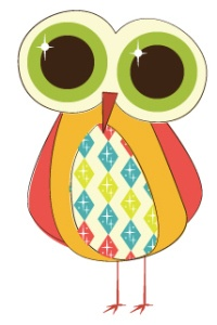 Day 341: Starry Eyed Owl from http://owladay.wordpress.com