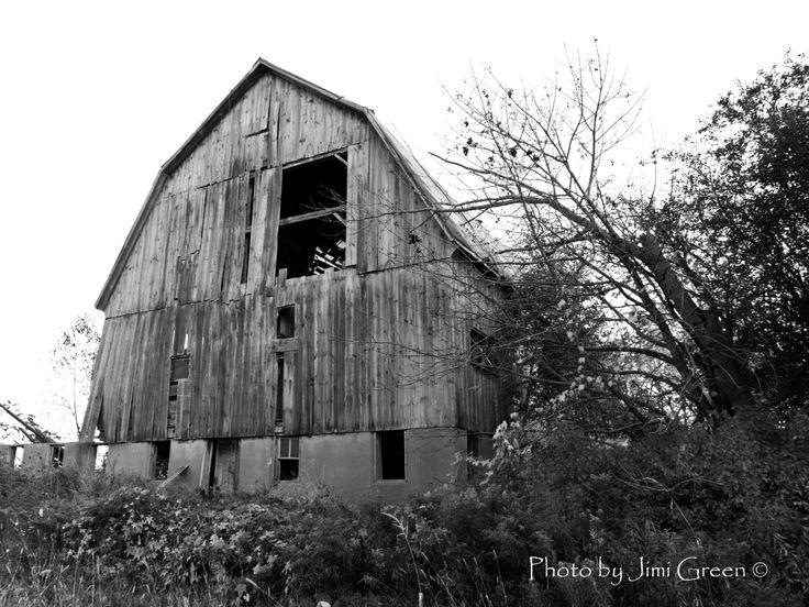 Old barn..