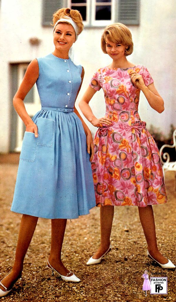 Pin by Mélissa on 1960s Fashion in 2019 | Fashion, Vintage ...