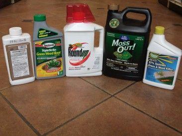 Tipos de herbicidas  Foto de Gail Langellotto