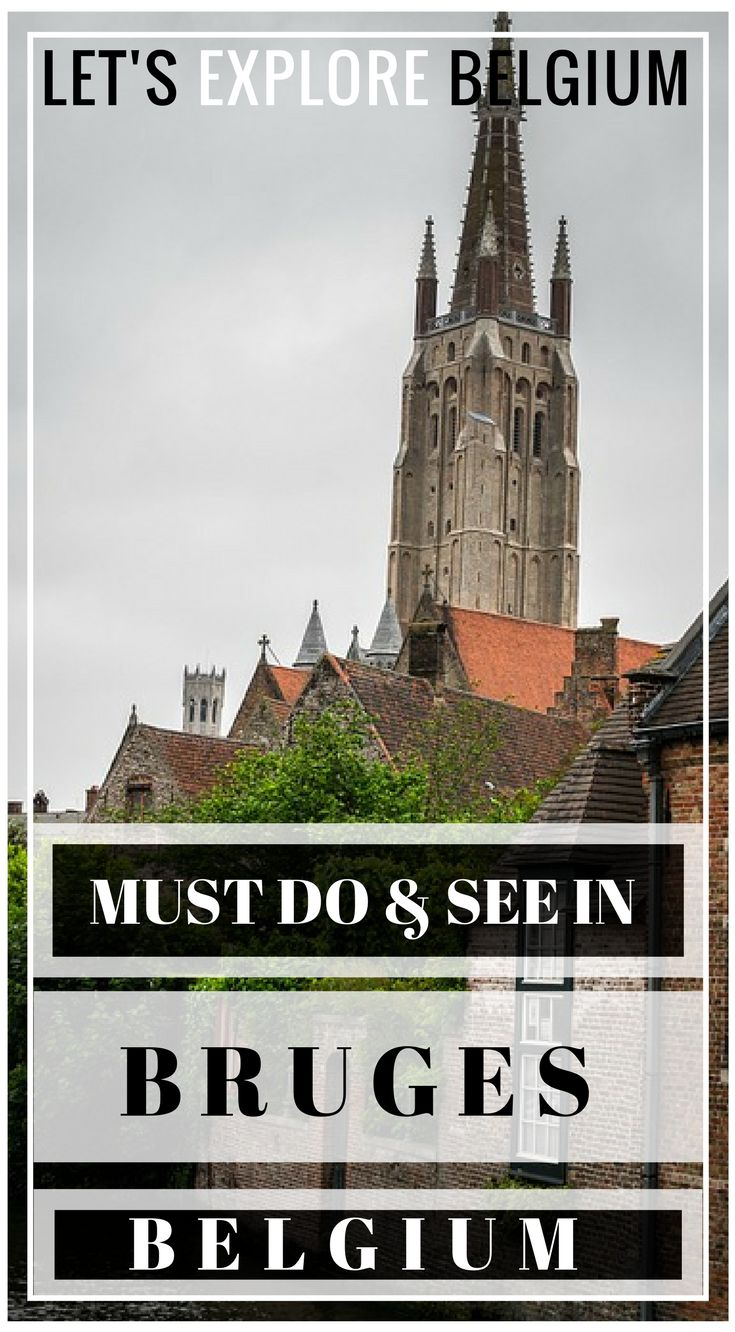 Let's explore Bruges, Belgium. 3 days in Bruges, Belgium . Everything you should see and do. Along with local insider tips about the Do's and Dont's about Bruges, Belgium. Click to read the full insiders guide to Bruges, Belgium. #Guide #Bruges #Belgium #Travel