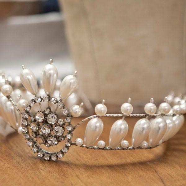 Pretty tiara!