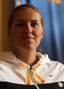 2000-2004 Yana Klochkova  Ukraine  5 médailles