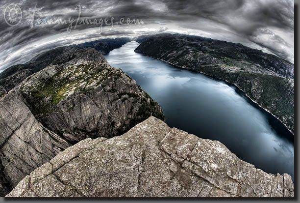 The Pulpit, Norway.  Been here but I wanna go to the top... not see it from below!!!