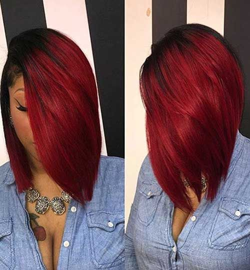 Pin By Toy On Hair Pinterest Bobs Bob Weave And Weave