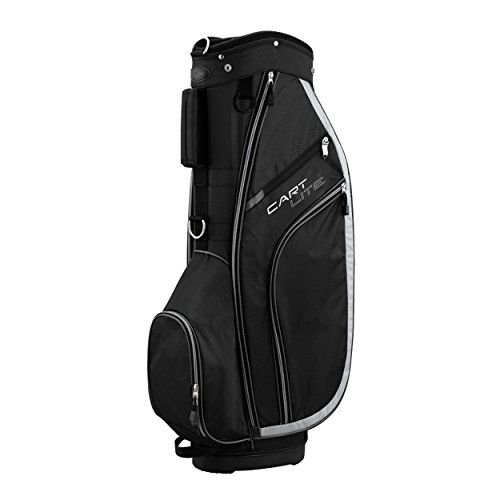 Wilson Cart Lite Golf Bag, Black - http://golf.shopping-craze.com/index.php/2016/05/04/wilson-cart-lite-golf-bag-black/