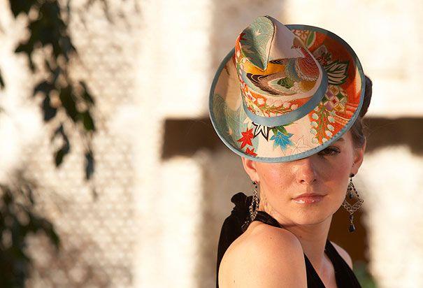 Georgie Carss Oh So Kimono Hat, £500 | bahighlife.com, the website for British Airways High Life magazine