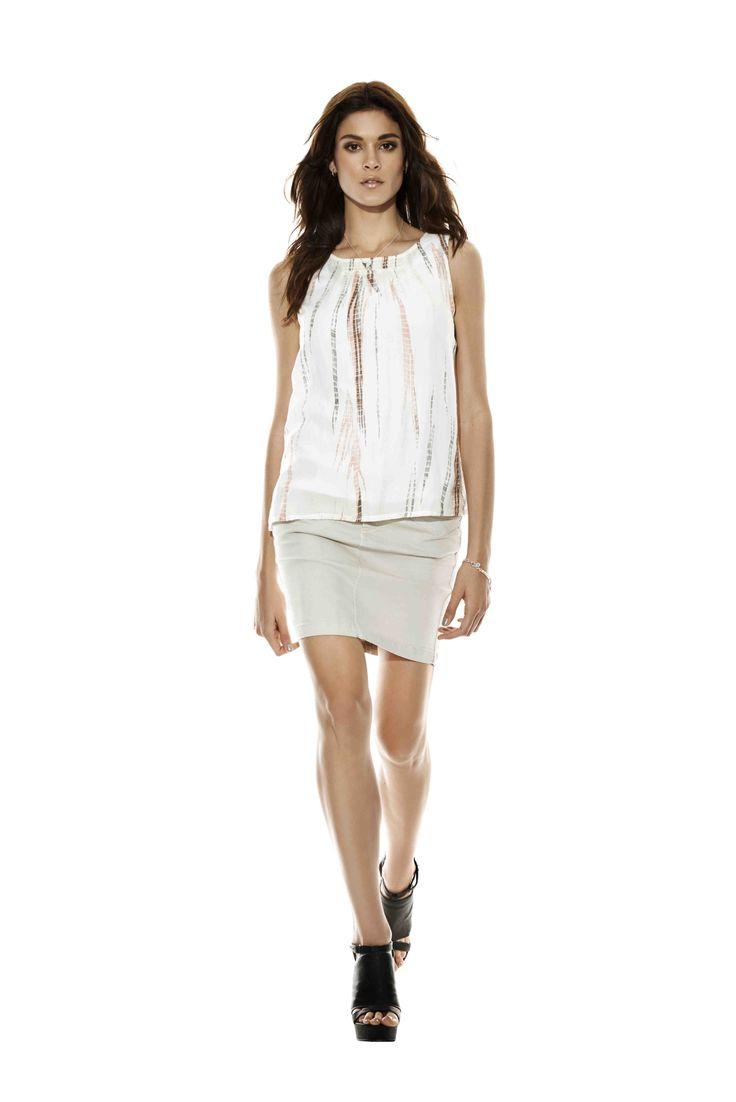 soyaconcept - top - skirt
