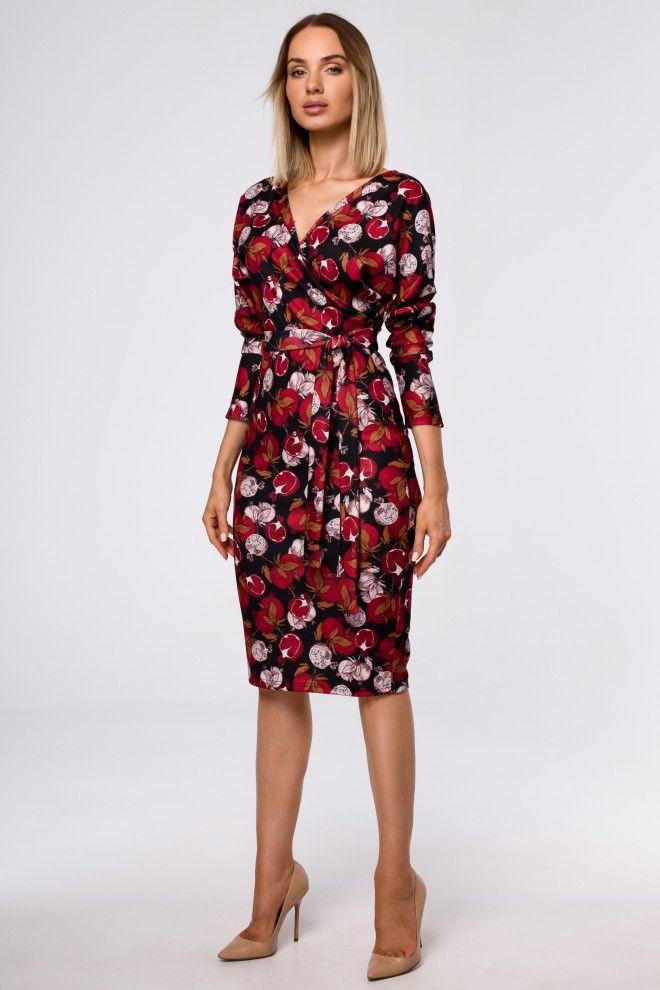 Sukienka Olivia Bordowa Duzy Rozporek Maxi Koronka Lace Maxi Dress Red Lace Maxi Dress Dresses