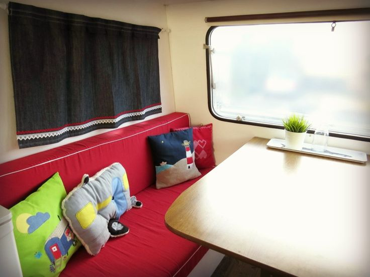 56 best wohnwagen caravan makeover images on pinterest caravan makeover trailer remodel and. Black Bedroom Furniture Sets. Home Design Ideas