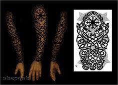 Celtic sleeve by *shepush on deviantART