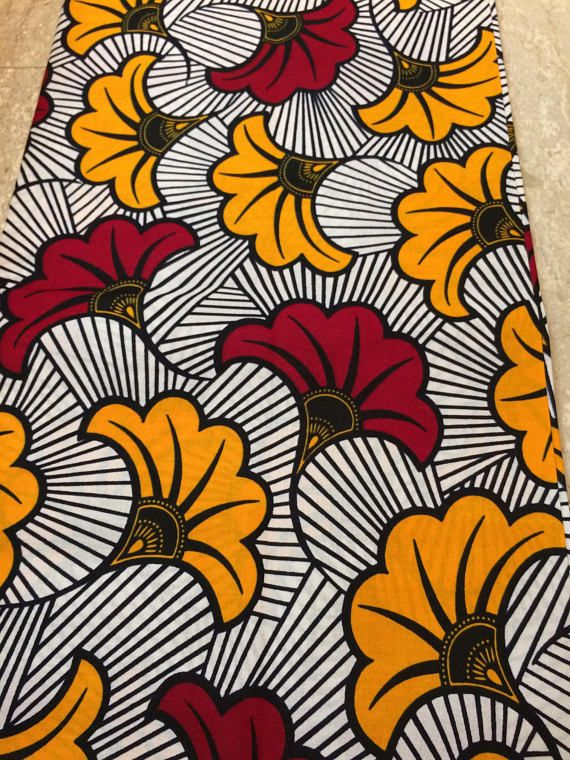 Pink and Green African Fabric; Ankara Fabric; African Clothing; African Fabric in yard; African Headwrap;Fabric in yards; Fabricbytheyard