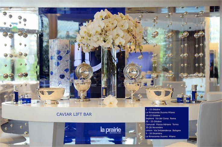 Primo step del weekend? una visita al CAVIAR LIFT BAR di LA PRAIRIE in Rinascente Duomo  per godermi la bellezza di un trattamento con la Caviar Collection. Le splendide beauty consultants eseguono un...