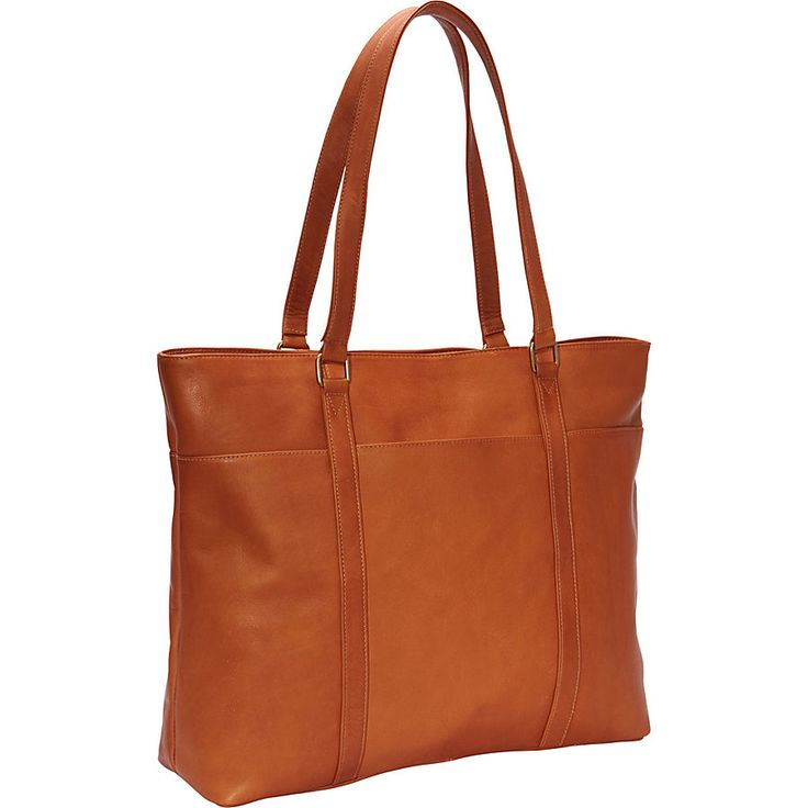 Le Donne Leather Women's Laptop Tote - eBags.com