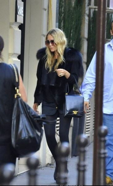Olsen chic. STYLE