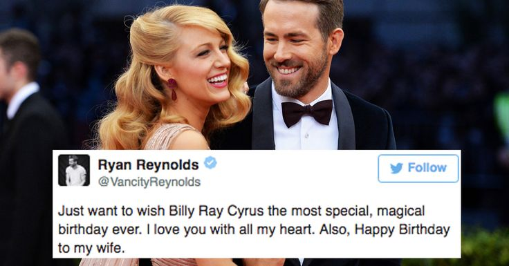 16 Times Ryan Reynolds Was The Best Person On Twitter In 2016