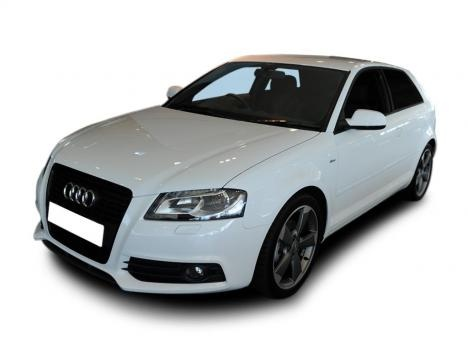 The #Audi A3 #Hatchback #car