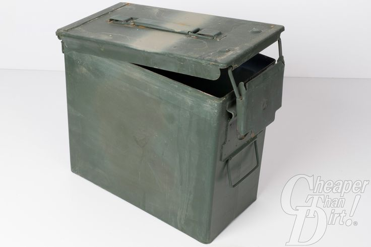 50 Survival Uses for Ammo Cans ~ how many uses can you come up with? Read our post and share your survival uses for an ammo can.