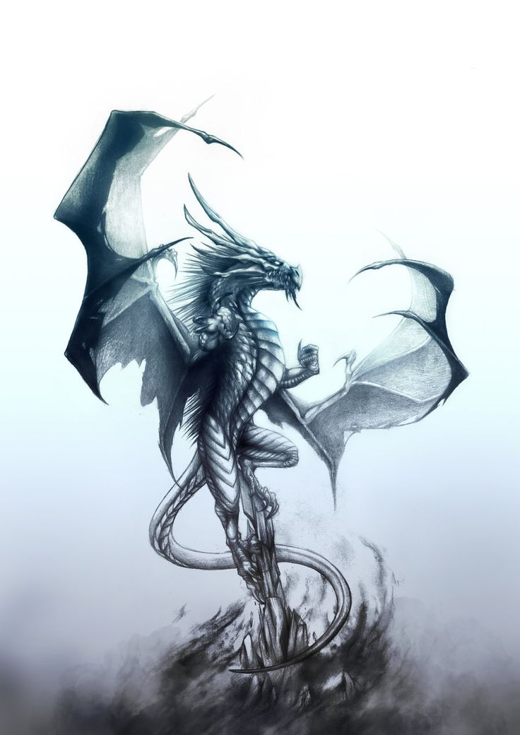 1098 best images about dragon magick on pinterest for Cool fantasy drawings