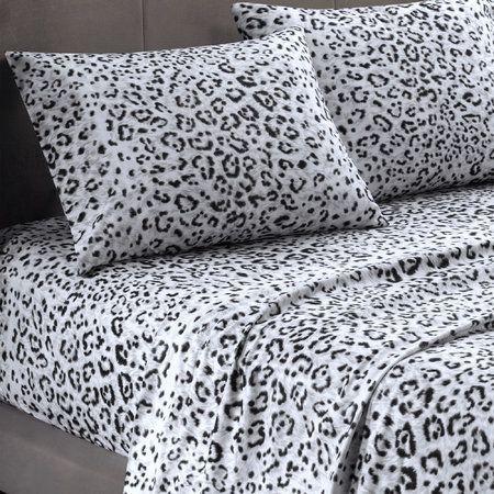 Cheetah Bed Sheets Full