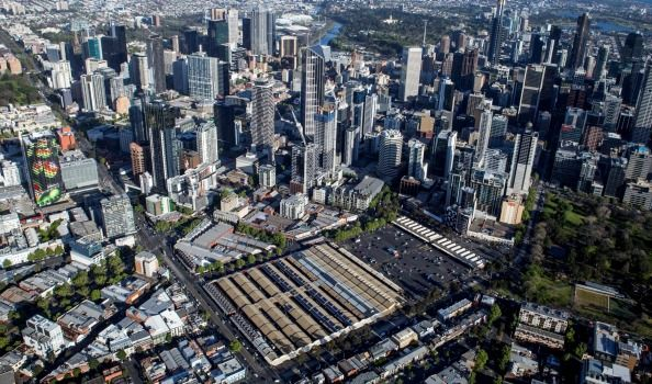 Returns from a proposed development around the Queen Victoria Market would help fund a $250 million overhaul of the ...