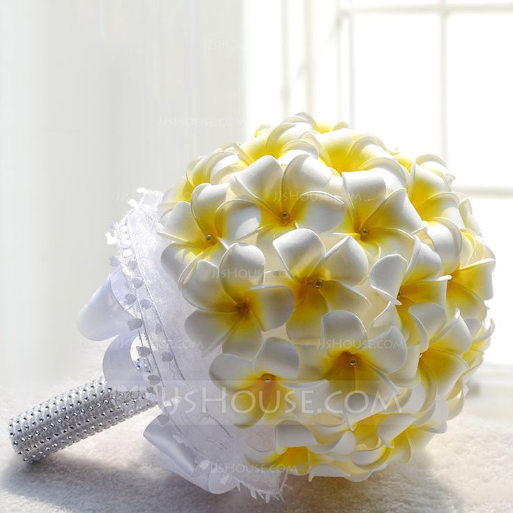 Bridal Bouquets Round Wedding Foam 11.8