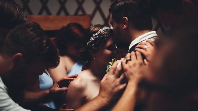 Devon + Megan's Rustic Wedding in the Woods | official video | carnation, wa, pnw