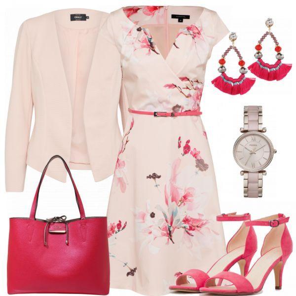 Rosalinda Damen Outfit Komplettes Business Outfit günstig