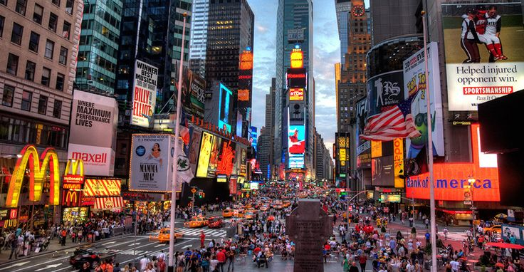 How can you see #NYC in only 4 days? Here's our ultimate guide! #travel #USA #NewYork #Shopping #TimesSquare