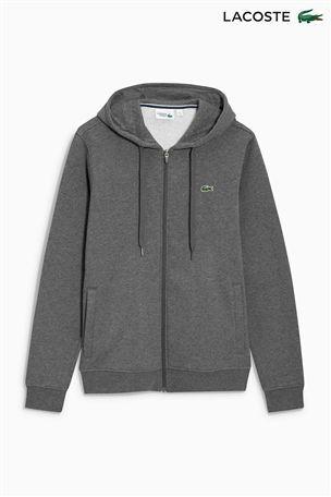 Buy Lacoste® Sport Zip Through Hoody from the Next UK online shop