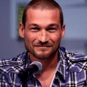 """9/11/11: Best known for his turn in the title role of """"Spartacus: Blood and Sand"""", Andy Whitfield died at the age of 39 in Sydney Australia due to non-Hodgkin lymphoma"""