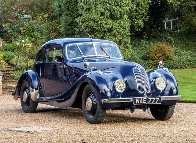 1950 Bristol 400
