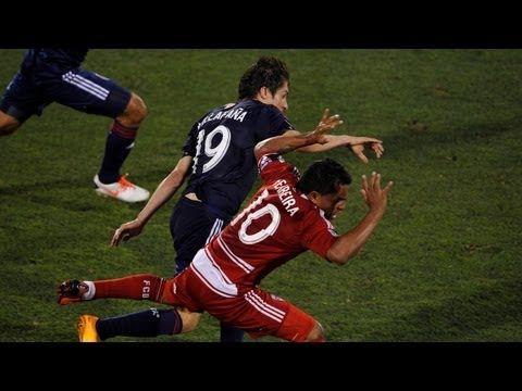 FOOTBALL -  HIGHLIGHTS: FC Dallas vs Chivas USA | July 4, 2013 - http://lefootball.fr/highlights-fc-dallas-vs-chivas-usa-july-4-2013/