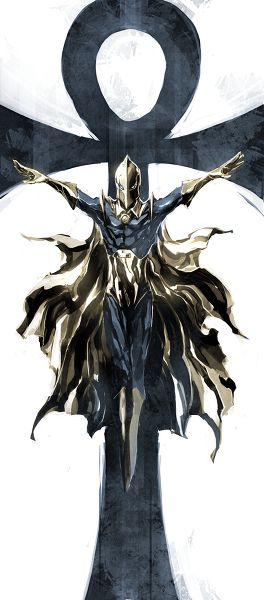 The magician by naratani (naratani) on deviantart.com #Dr.Fate