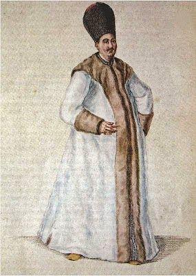 Έλληνας προεστός του 19ου αιώνα.