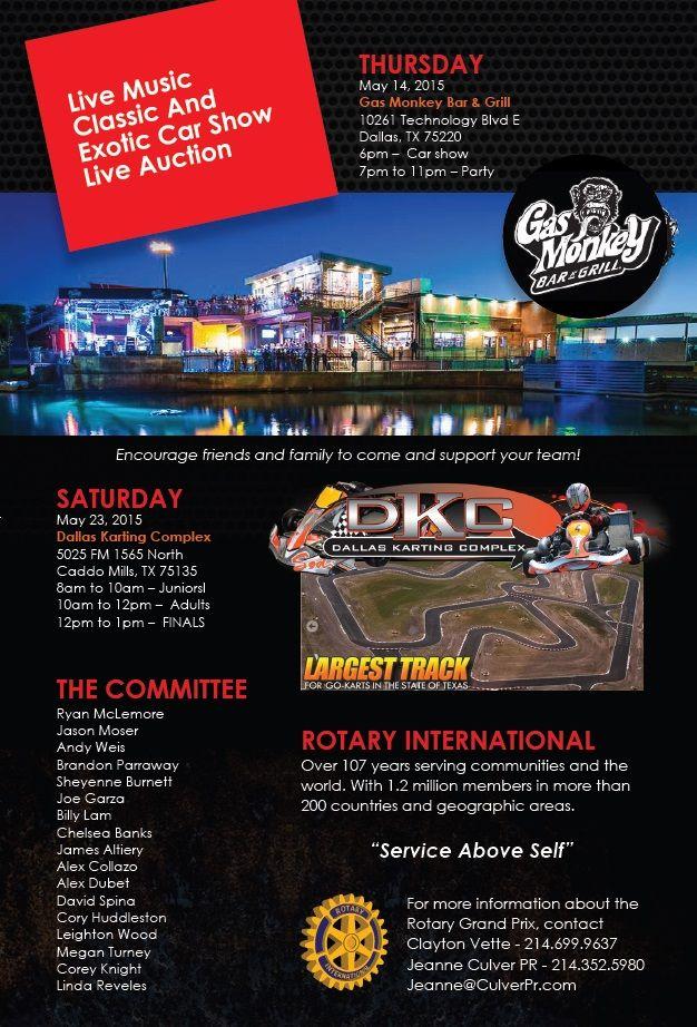 Dallas Karting Complex >> May 23, 2015 @ Dallas Karting Complex - Preston Center ...