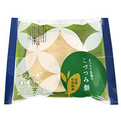 こづつみ餅 <京都宇治抹茶> - 食@新製品 - 『新製品』から食の今と明日を見る!