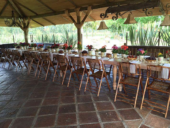 Salón Juaica | La Martina | Bodas - Eventos