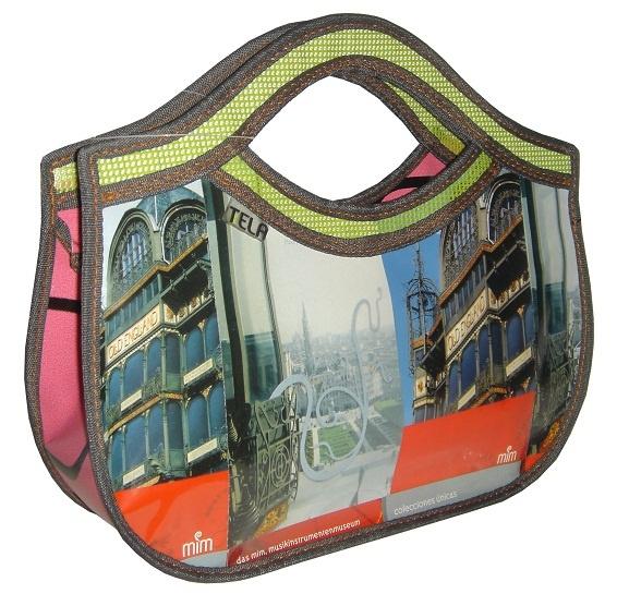 Bags no Museu de Instrumentos Musicais