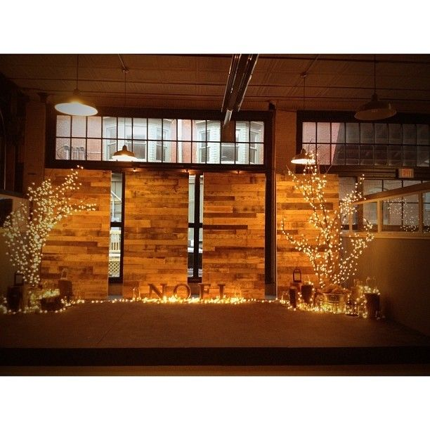 Ronnie Martin From Substance Church In Ashland, Ohio Brings Us This  Christmas Stage Design For Their Church Plant. The Recently Moved Into A  Revitalized ...