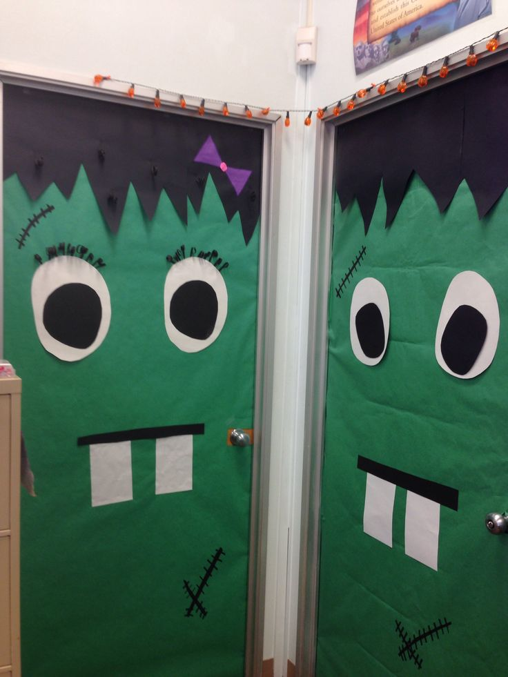 Decorating Ideas > Halloween Door Decorations!!!  School  Pinterest  ~ 153254_Halloween Door Ideas School