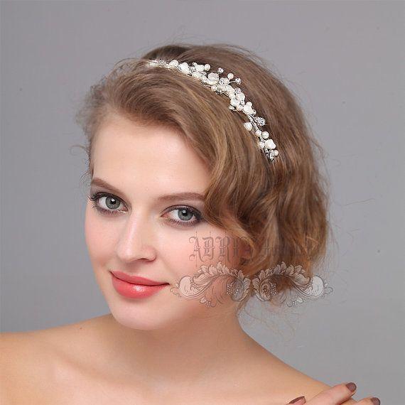 best 10 wedding hair bands ideas on pinterest bridal hair tiara hair band styles and bride headband