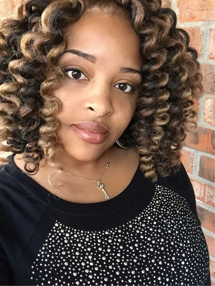 ... Crochet Braids Marley sur Pinterest Cheveux en crochet et Tresses au